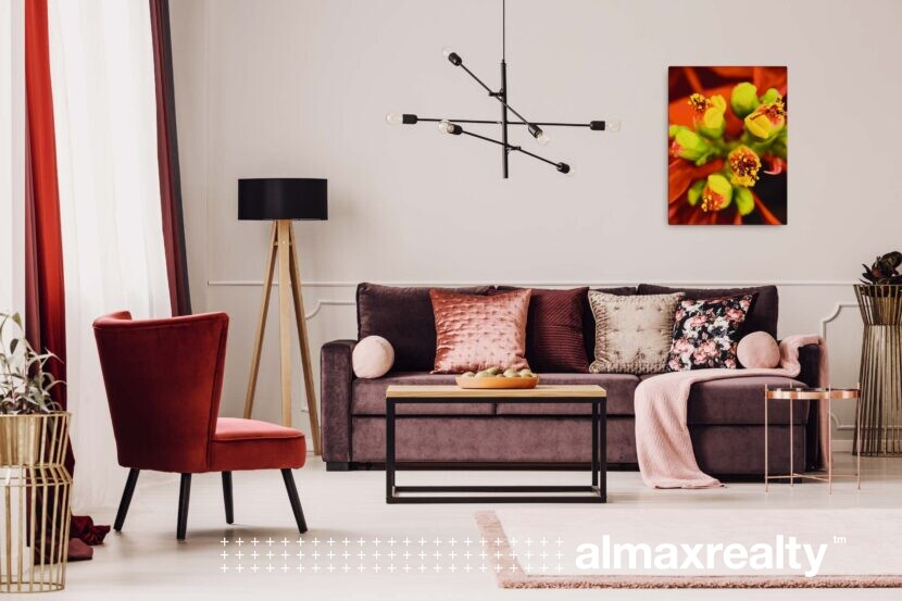 Five Elements of Interior Design – by Maxwell Alexander