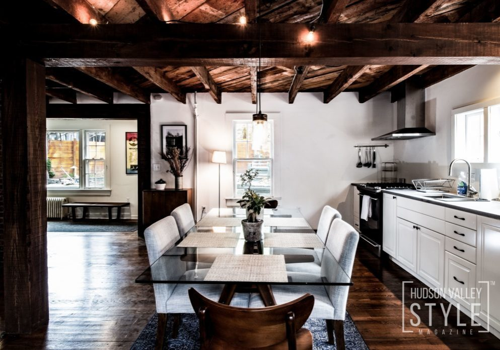 Modern Rustic Style Takes over Hudson Valley Real Estate Market