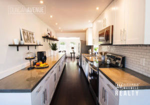 Kitchen Renovation - Industrial Style Kitchen - Duncan Avenue Design Studio - Hudson Valley - New York