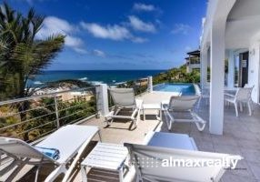 Twin Palms - Luxury Caribbean Villa for Sale - Sint Maarten - Almax Realty